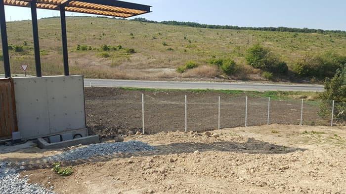 забор секционный из сетки 3d-perimetr.ru