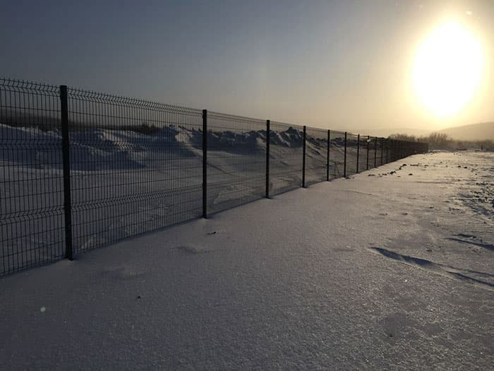Заборная решетка 3d-perimetr.ru