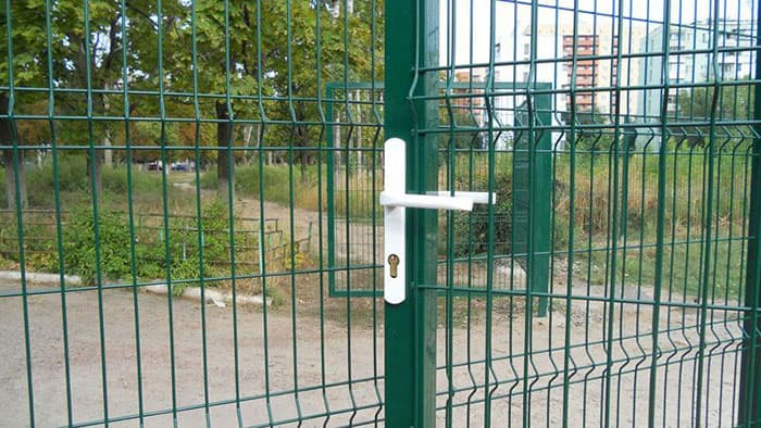стальные заборы и ограждения properimetr.ru