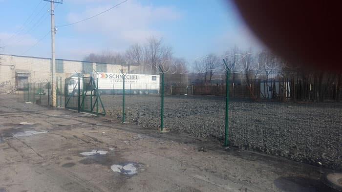 стальные ограждения properimetr.ru