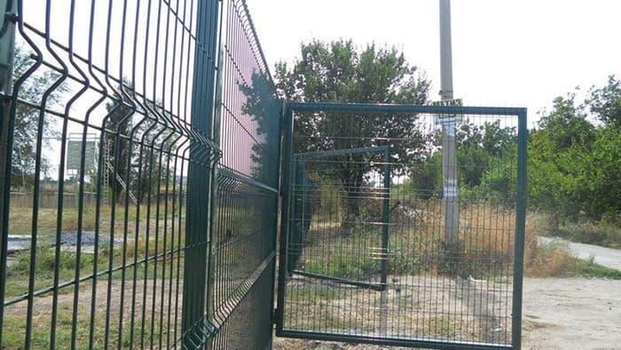 Ограждение частного дома www.3d-perimetr.ru